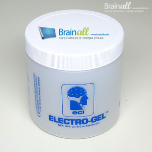 BA369 ELECTRO-GEL473ml (16oz) Electro EEG 전도 전극 뇌파 젤